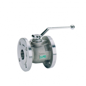 Ball Valve with Flanged Connection - PN 40