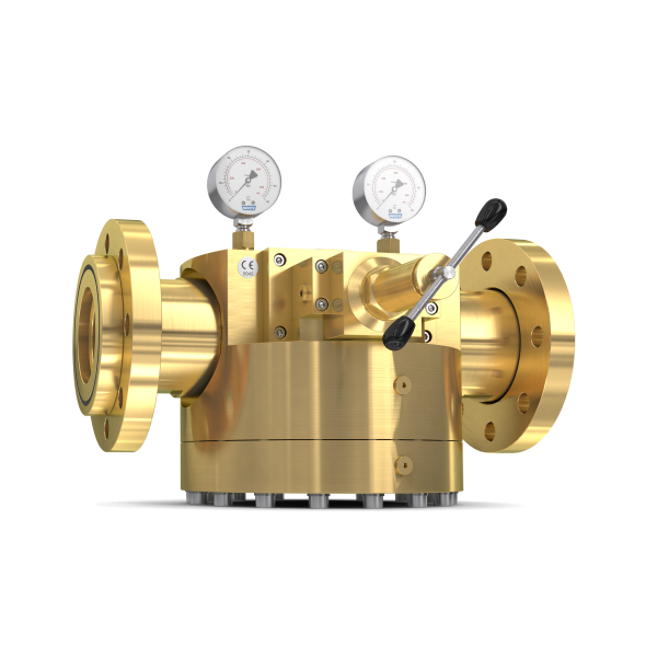 Dome Pressure Regulator 767LE/S, complete solution